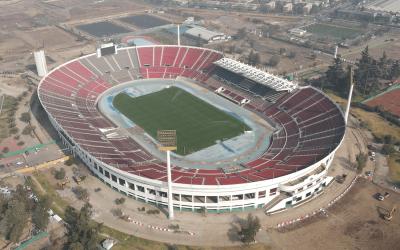 Grupo Flesan ejecuta las obras del nuevo Parque Deportivo del Estadio Nacional