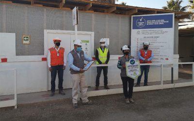 Obras de Grupo Flesan certifican su total compromiso con los protocolos sanitarios